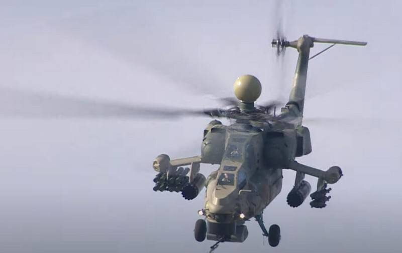 «Not in our favor»: Americans compared the Mi-28NM with «Apache»