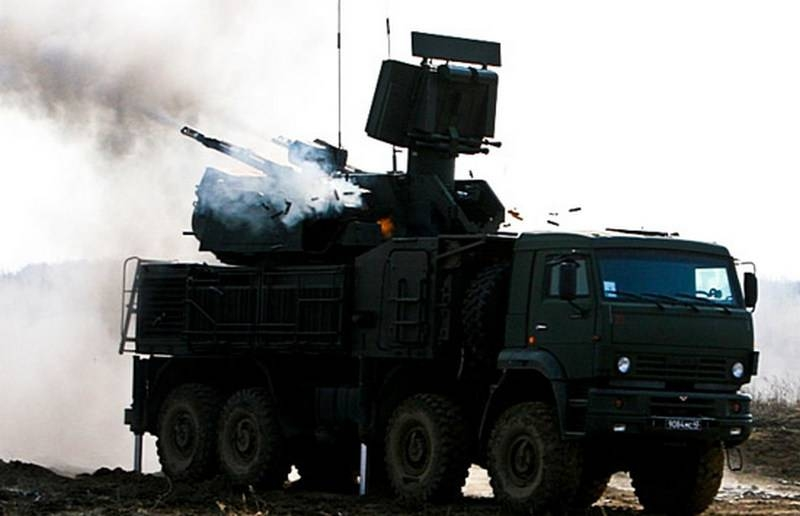 Russian air defense missile systems «Carapace-C» go to Myanmar