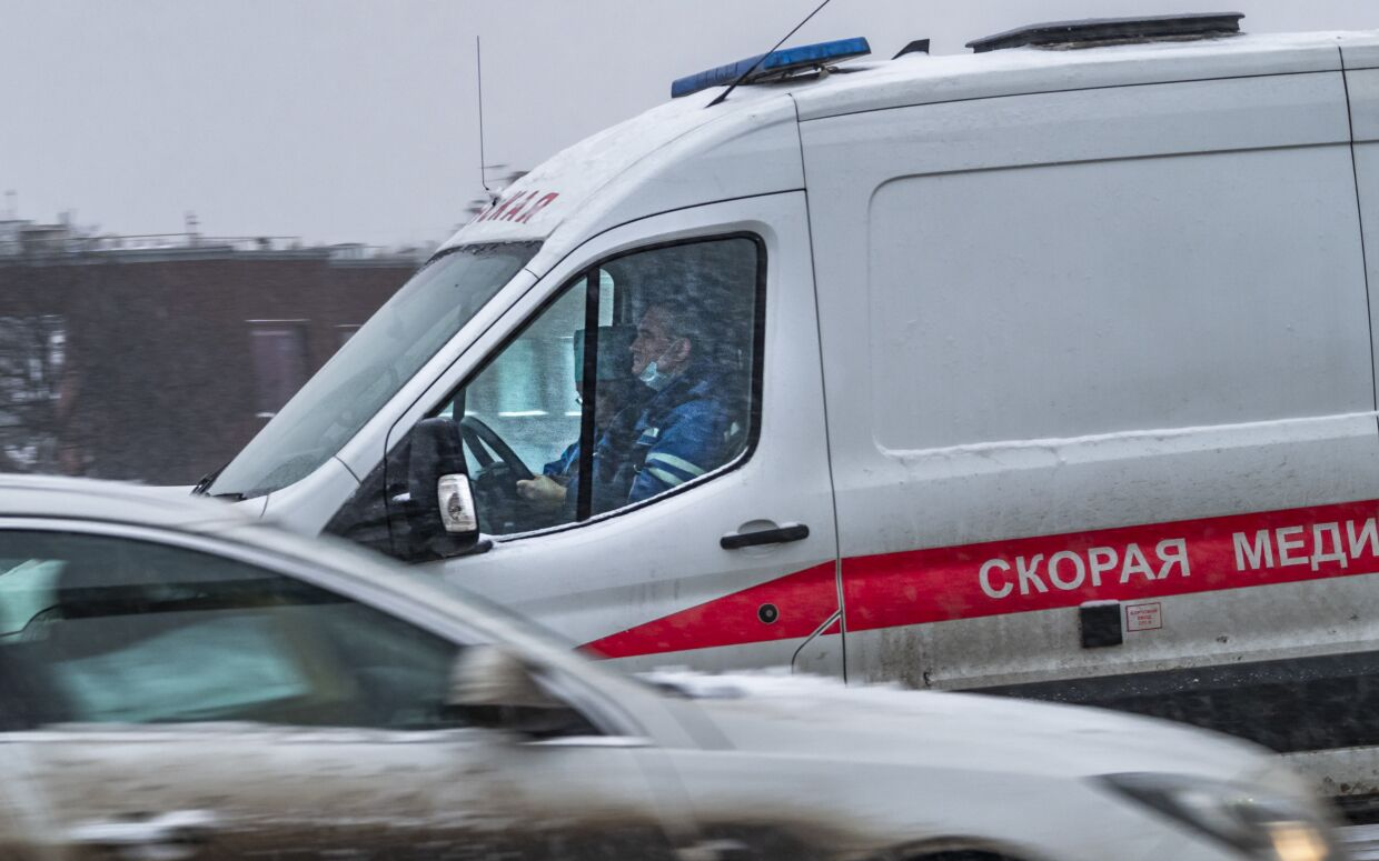 On New Year's Eve in Simferopol, an ambulance was called almost 500 time