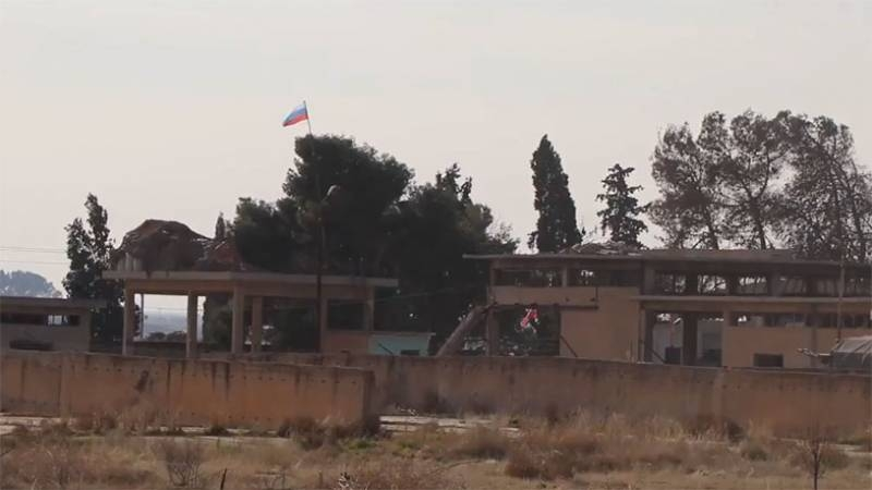 NPA announced the shelling of an observation post of the Russian contingent in northern Syria