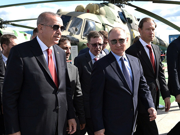 Russia lost to Turkey three times in a year