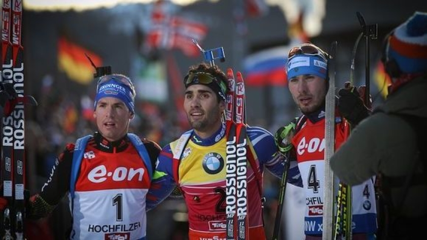 The Swiss biathlete told, why he admires Russian colleagues