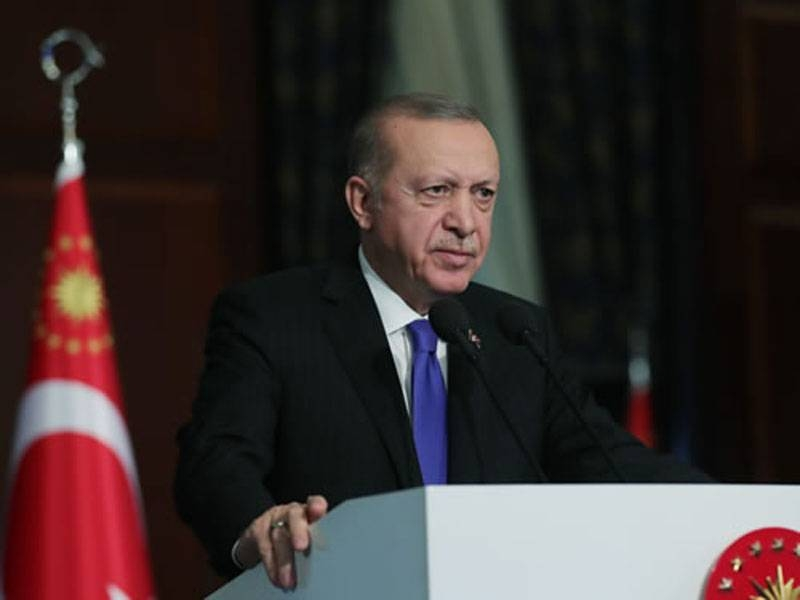 Erdogan,: The war in Nagorno-Karabakh demonstrated the unity of the Turkic world