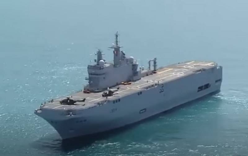 France strengthens military presence in the South China Sea