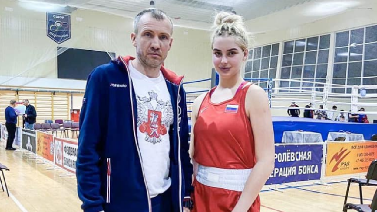 Crimean woman won the Russian boxing championship among juniors
