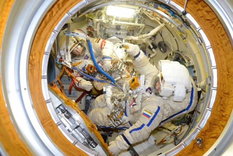 Space conquerors have no time to rest: AT «Roscosmos» told, how astronauts are trained