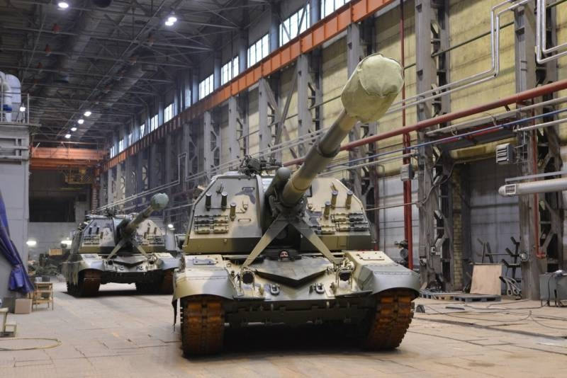 In Ukrainian media: «Russia saturates with new armored vehicles, aimed at Ukraine»