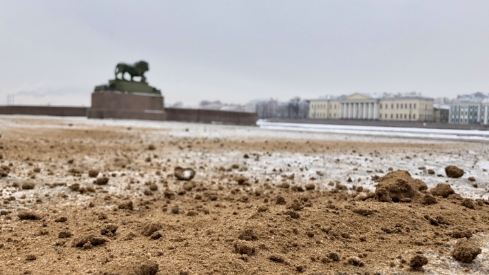 Deficiency of sand in the world will push the Russian Federation to search for alternatives