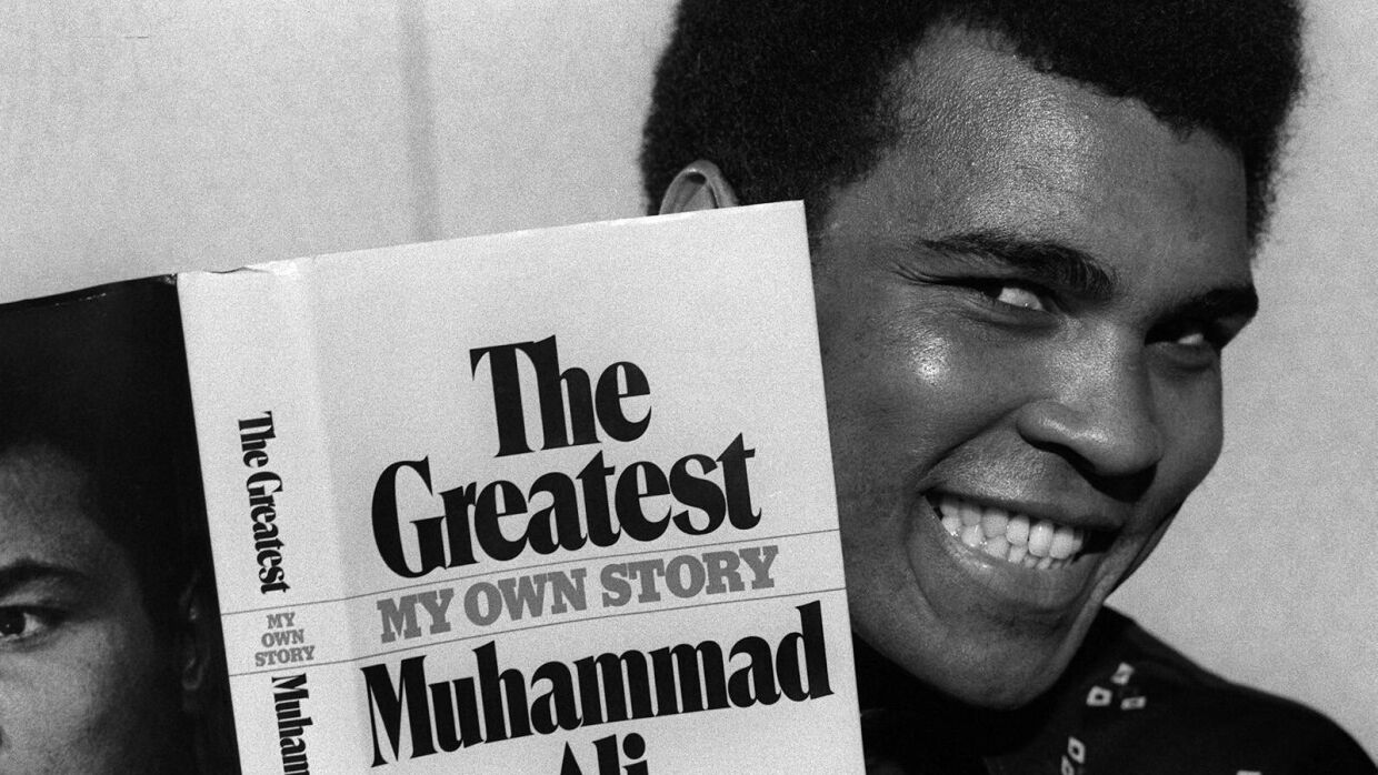Free man's name: how Cassius Clay converted to Islam and became Muhammad Ali