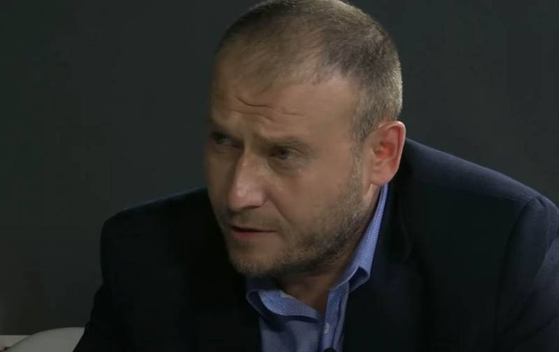 Ярош: Had 2014 we did not show an example of the APU, Ukraine would lose Donetsk and Luhansk regions