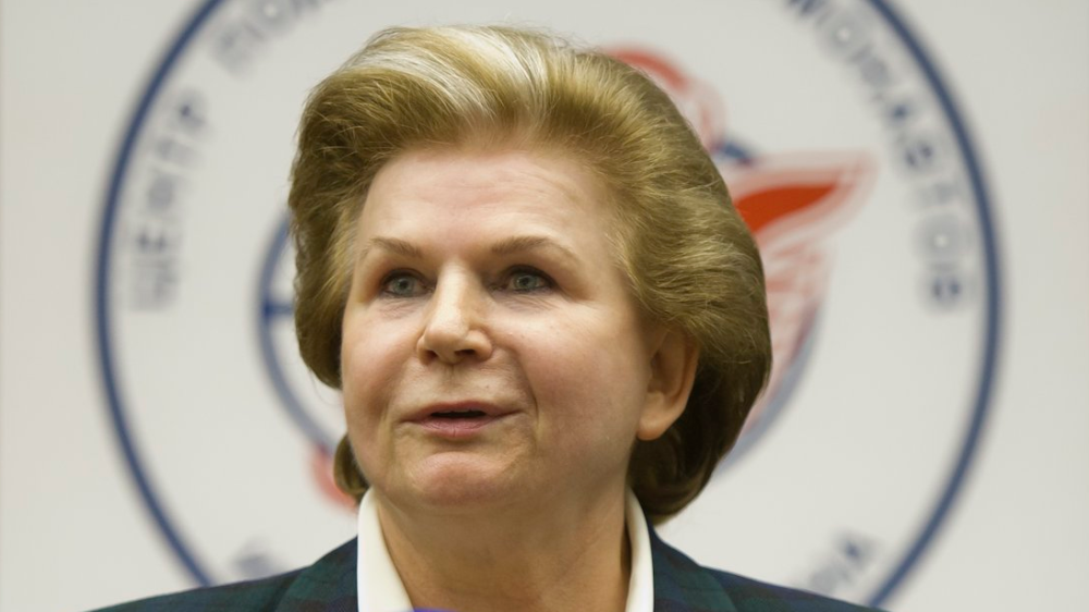Sky, take off your hat: to the birthday of the first woman-cosmonaut Valentina Tereshkova