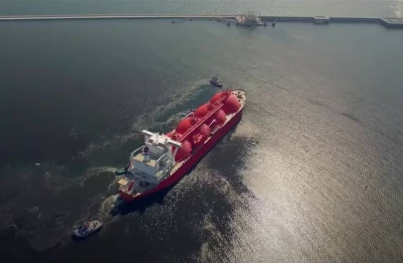 Consequences of the loss of transit for Belarus: Lithuania is going to pump LNG from the port of Klaipeda to Poland