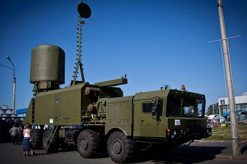 The Russian military showed the radar «Monolith» from the inside