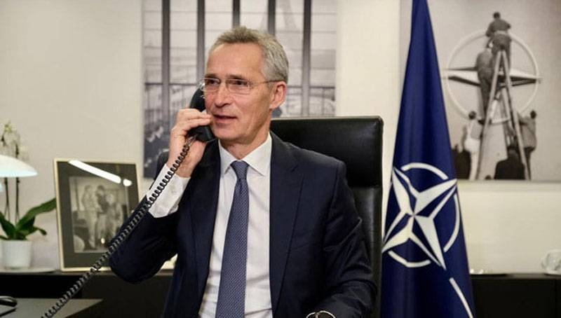 Stoltenberg named the main condition for the admission of Ukraine and Georgia to NATO