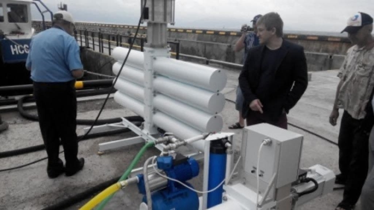 Desalination of water has already begun in Crimea: FAN found out, where installations have already appeared