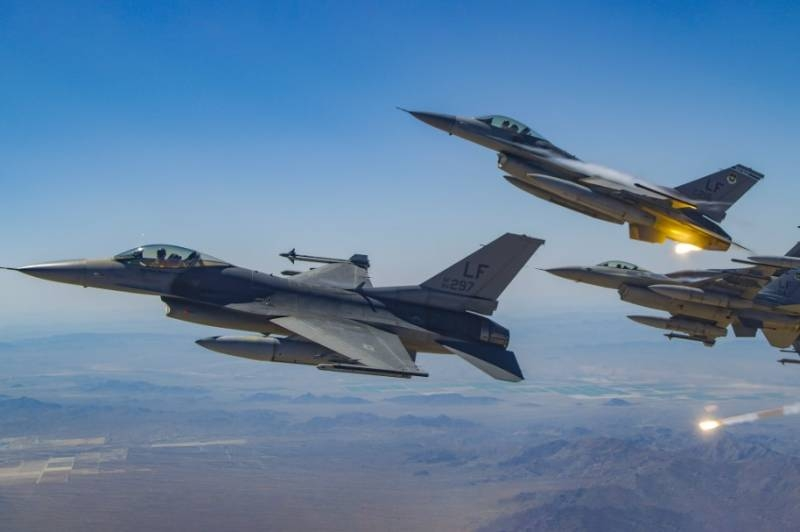 Foreign press: F-16 fighter will acquire 6th generation capabilities