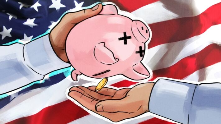 Central Bank reduces investments in the US national debt due to sanctions