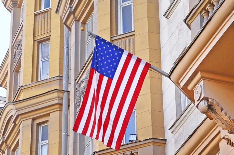 Ten American diplomats from the US Embassy in Moscow declared persona non grata