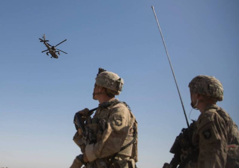 European press recognizes, that the US-led operation in Afghanistan failed
