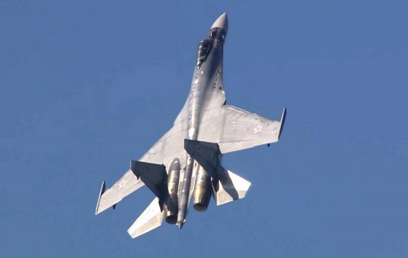 «Fifth generation in fact»: FSMTC named foreign competitors of the Russian Su-35 fighter