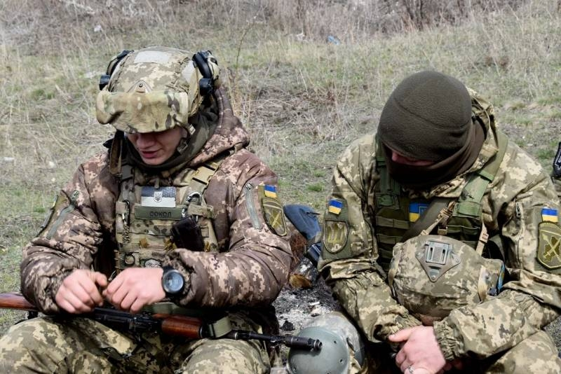 General of the Armed Forces of Ukraine called the condition, in which the Ukrainian army is ready to go on the offensive in Donbass