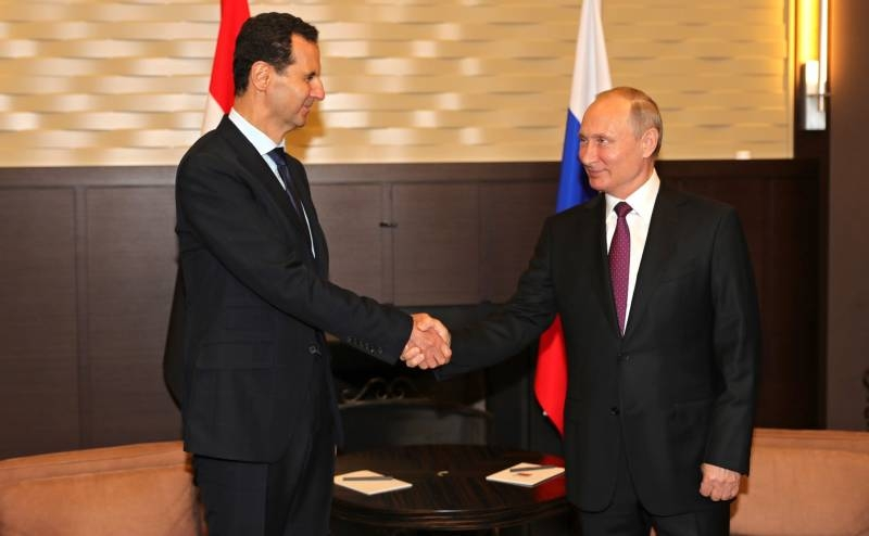 Israeli intelligence consultant: Russia and Israel have found a consensus on the figure of Assad in Syria