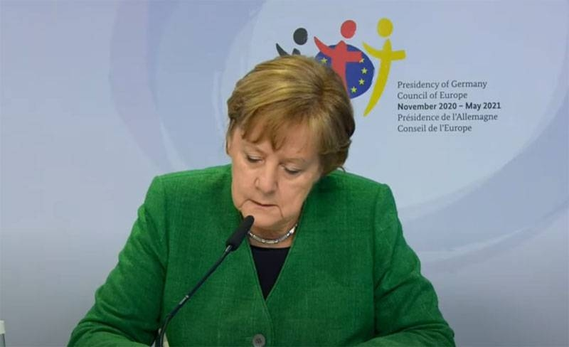 Merkel: Gas in the pipeline «SP-2» it won't be worse than gas, going through Ukraine and Turkey