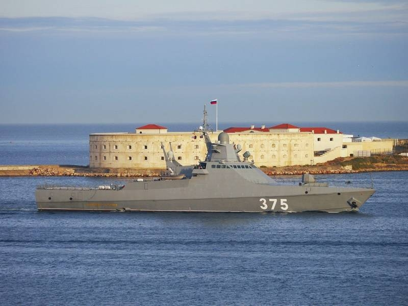 Patrol ship project 22160 can get new weapons and capabilities