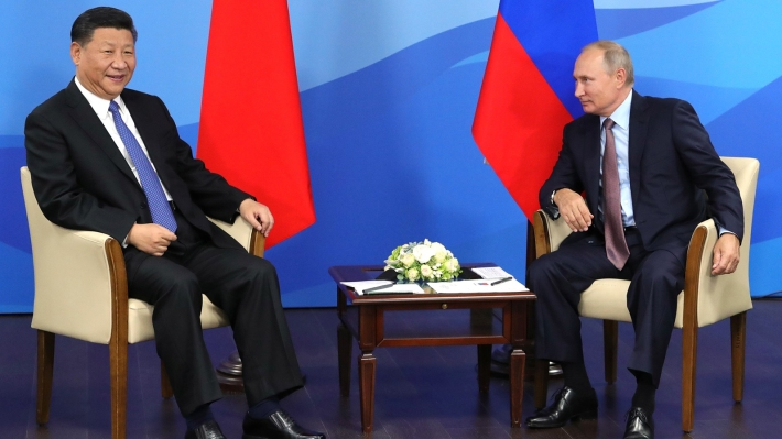 Chinese economic growth requires more Russian gas