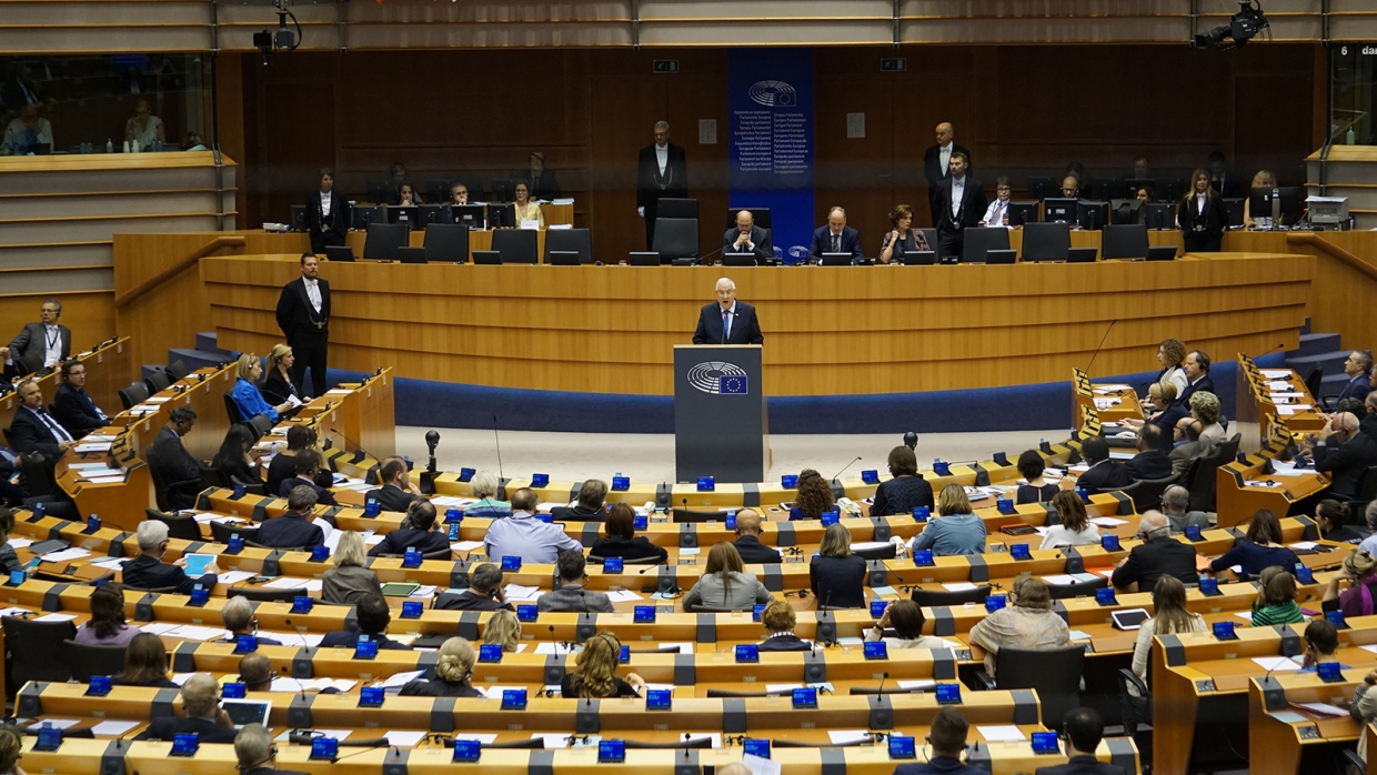 The European Parliament admitted, why Western politicians are afraid to go to Crimea