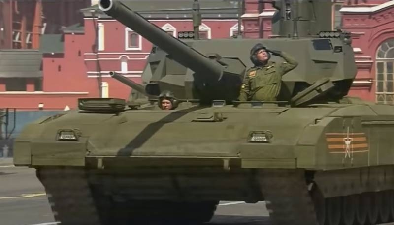 Vietnamese Soha: The number of T-14 tanks «Armani» and Su-57 fighters in the future may not be enough to protect Crimea by Russia